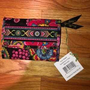Vera Bradley Wallet. New with tags!